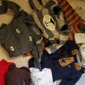 Other - 0-3 month old baby boy clothes bundle